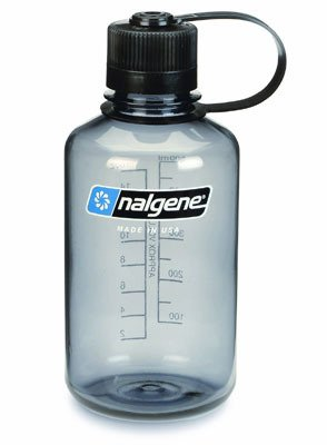 Butelka Nalgene Narrow Mouth 0,5L Szara